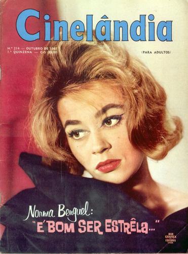 cinelandia - 1961 - norma benguel* maria helena dias*
