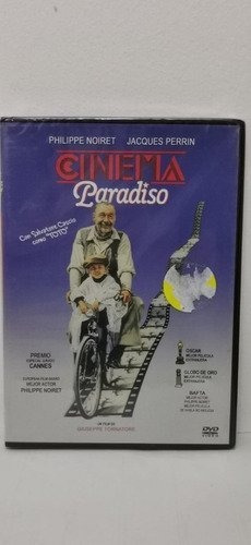 cinema paradiso dvd nuevo chileno musicovinyl