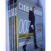 cinemania lote de 53 revistas excelente estado super oferta!
