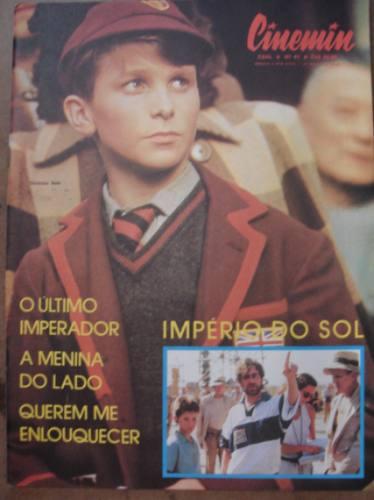 cinemin nº 41  5ª série ano 1988