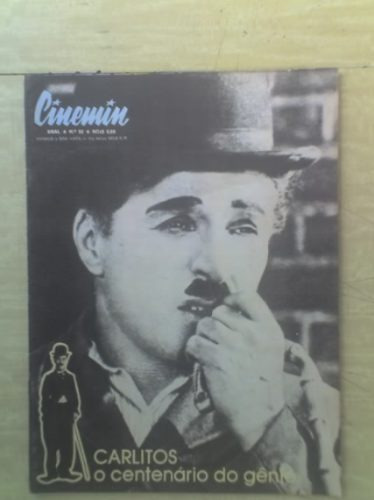 cinemin  - nº 52 - ed. ebal - carlitos