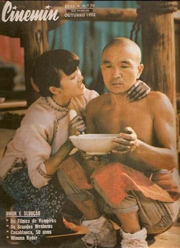 cinemin - nº 79 - ed. ebal  -  amor e sedução