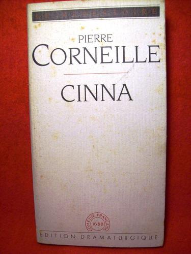 cinna pierre corneille edition comédie française 1984