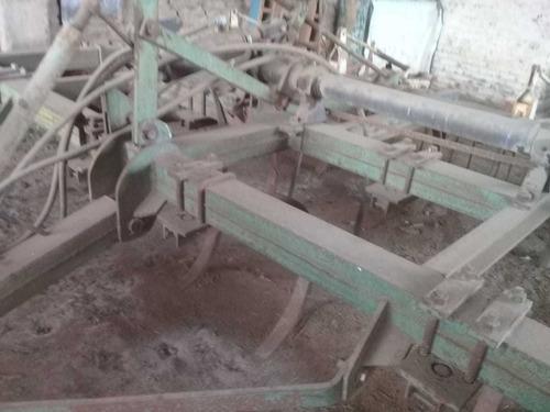 cinsel el sembrador de 15 púas  a 35 cm con peine tpea
