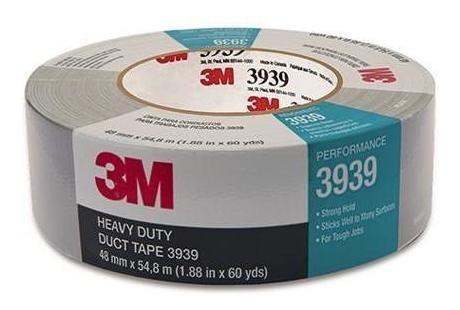 cinta 3m para ductos 48mm*55mts *unidad 3939 70006250131 (ue
