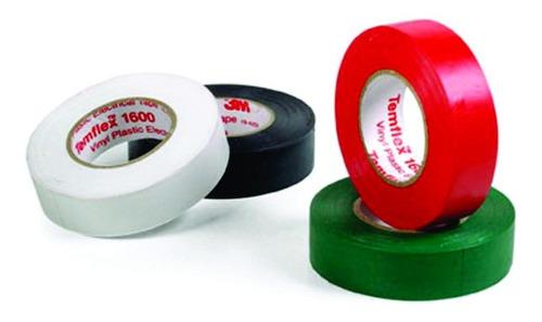 cinta 3m temflex *10mt verde xx100020393 ue(100) descontinua