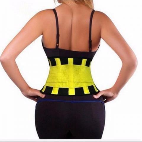 cinta abdominal modeladora e redutora exercicios academia hb