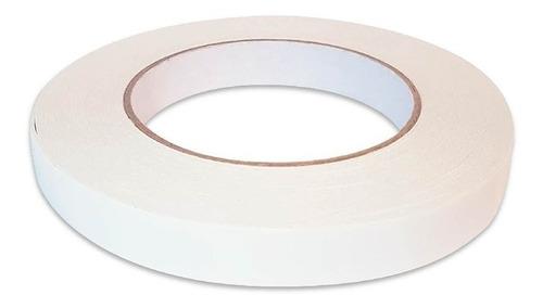 cinta adhesiva bifaz 15 mm x 50 mts montaje resiste calor