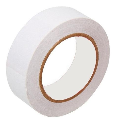 cinta adhesiva bifaz 35mm para alfombra doble faz 50mt soul