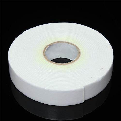 cinta adhesiva de montaje bison 24mm 5m mountig tape