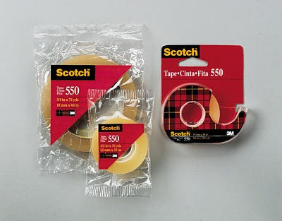 cinta adhesiva de uso general 3m (24 unidades)