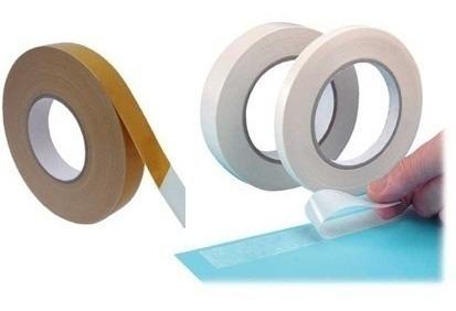 cinta adhesiva doble faz stiko 12mmx30m bifaz