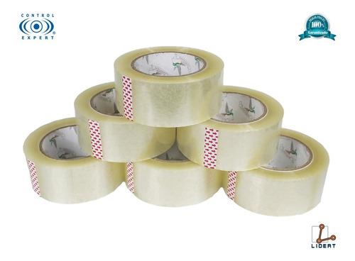 cinta adhesiva empaque transparente 48mm  150 metros 1 pieza
