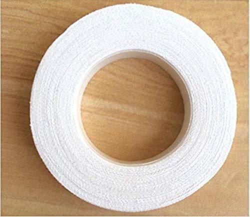 cinta adhesiva médica de 1.0in de ancho, 2 rollos blanco