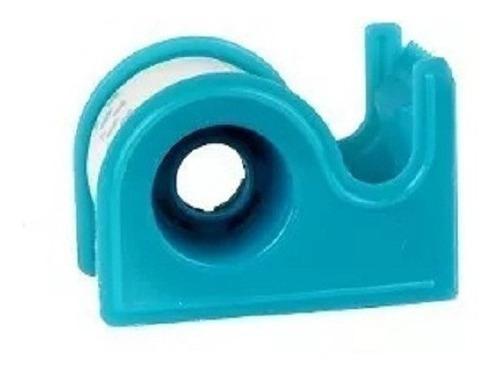 cinta adhesiva microporosa 1,25 cms clinicare caja 24 rollos