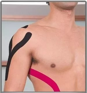 cinta adhesiva neuromuscular ptm tapping tape  -  balphin