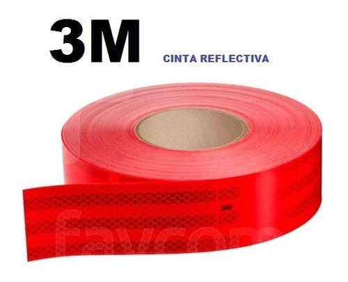 cinta adhesiva reflectante