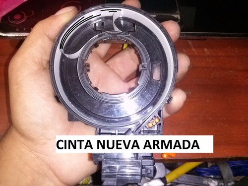 cinta airbag nissan 1 año de garantia instalado