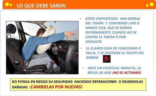 cinta airbag nissan sentra, tida, navara, versa