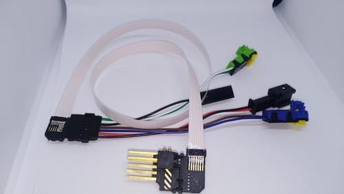cinta airbag renault megane 2 y scenic 2 completa con plugs