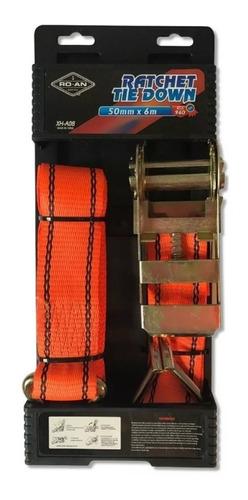 cinta amarre criquet y gancho 50mm x 6m 960 kg (no envios)