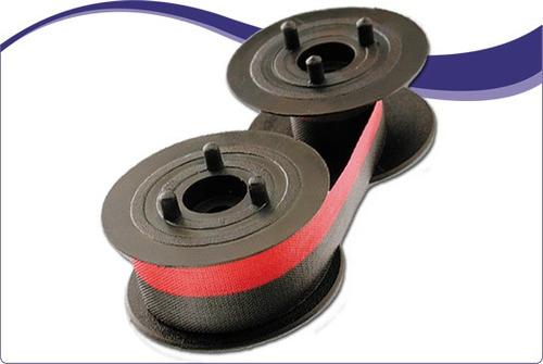cinta bicolor rojo/negro para maq. de calcular sharp cifra