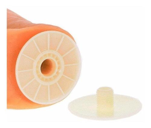 cinta c/ pênis 19cmx5cm, com escroto e vibro bullet sex shop
