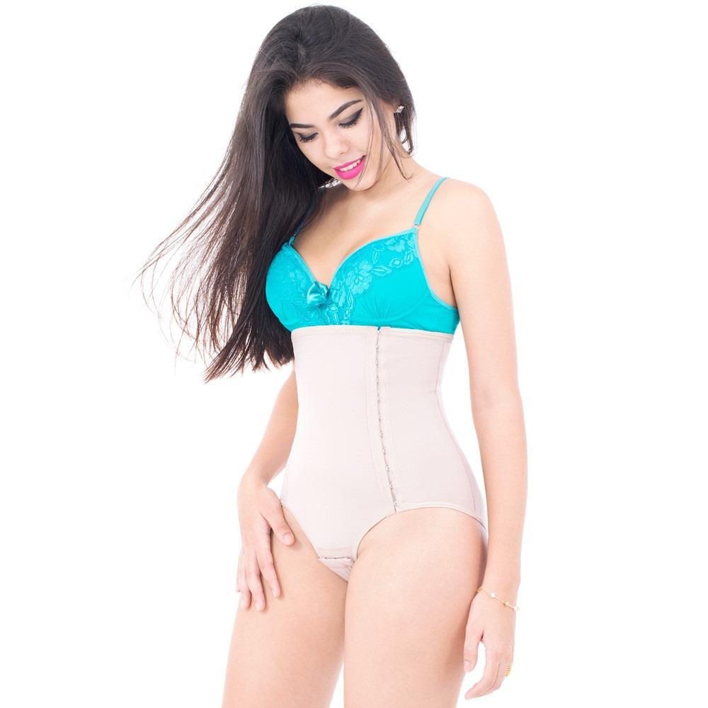 288b9e5fa cinta calça modeladora alta pós-parto cirurgia redutora luxo. Carregando  zoom.