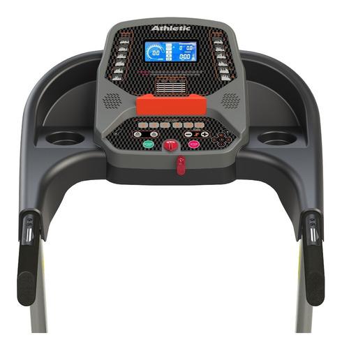 cinta caminadora athletic 730t electrica motorizada