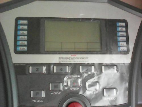 cinta caminadora nordika 115