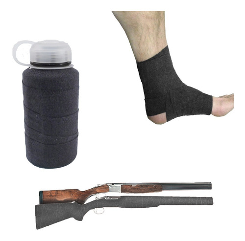cinta camuflaje mcnett reusable proteccion de armas caceria
