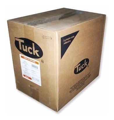 cinta canela o transparente tuck 48x150 (36 piezas) empaque