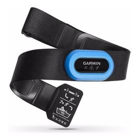 Cinta Cardíaca Garmin Hrm Tri Premium Forerunner Triathlon