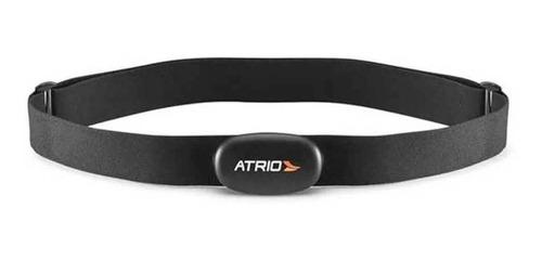 cinta cardíaca premium preta atrio - bi157