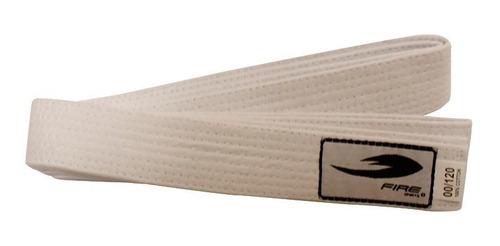 cinta cinturon cinto grado o venda judo marca fire sports