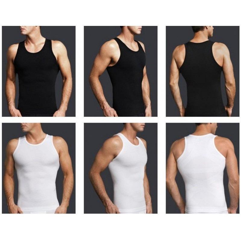 cinta colete modeladora masculina slim redutora e postural. Carregando zoom. a9f5210712e