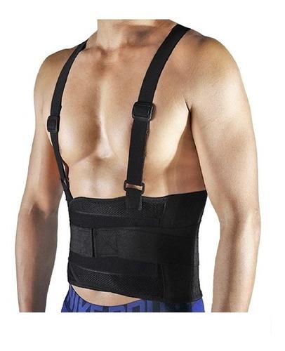 cinta coluna lombar abdominal dor nas costas carregar peso