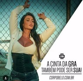 f890ef659 Cinta Corpo Bello - Moda Íntima e Lingerie no Mercado Livre Brasil