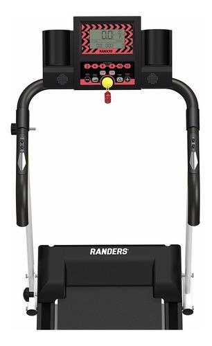 cinta correr caminadora randers h 110kg plegable con motor