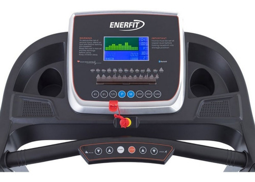 cinta correr profesional gimnasio enerfit 870 motor alterna