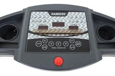 cinta correr randers arg 450 plegable 13km/h selectogar