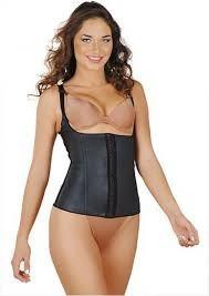 cinta corselet modelador abdominal ref 431 esbelt