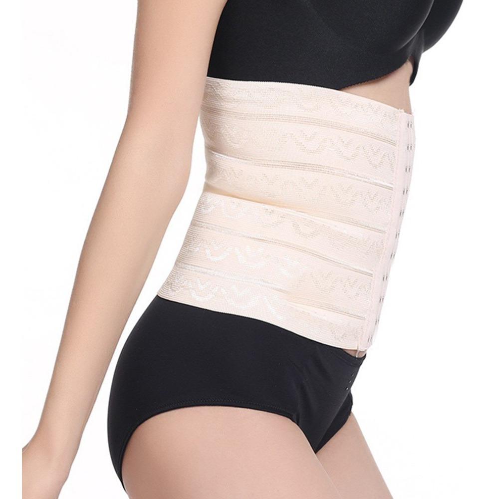 marchio popolare in magazzino stili di moda Cinta ,corset Recuperação Pós-cirurgia, Parto , Cintura Fina - R ...
