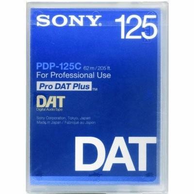 cinta dat profesional pdp-125c (125 min)