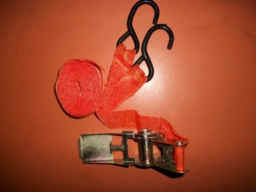cinta de amarre con crique