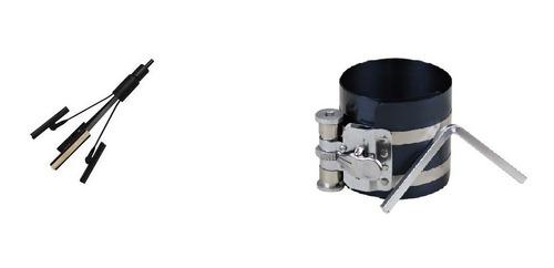 cinta de anéis para motor mais brunidor de cilindros automot