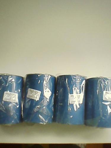 cinta de cera negra ttr zebra 110mmx450m original