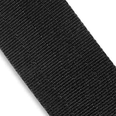 cinta de cinturon de seguridad nacional negro x metro
