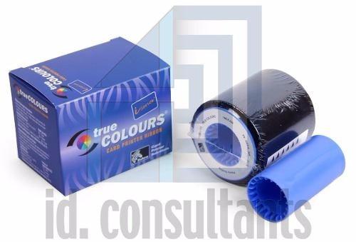 cinta de color p330i, p430i, ribbon 5 paneles, evolis, zebra