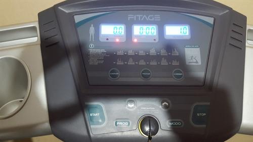 cinta de correr fitage ge 202